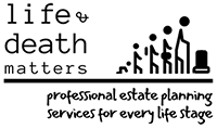 Life & Death Matters Logo